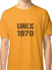 Unix 1970 Classic T-Shirt