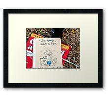 Life of a Child Framed Print