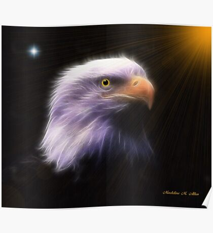 EAGLE LOOKOUT Poster