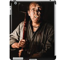 Living Dead Killer Zombie iPad Case/Skin