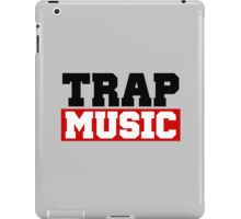 TRAP MUSIC - BASS PARTY iPad Case/Skin