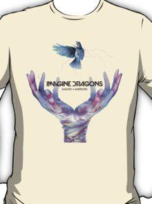 Imagine Dragons Smoke + Mirrors Super Deluxe T-Shirt