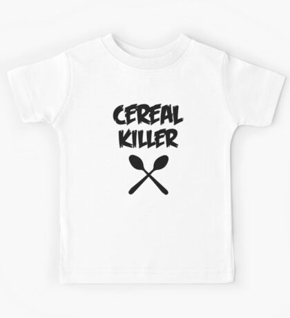 CEREAL KILLER (Muesli / cornflakes) Kids Clothes