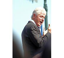 William Jefferson Clinton Photographic Print