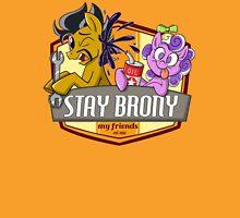 Stay Brony My Friends Garage Unisex T-Shirt
