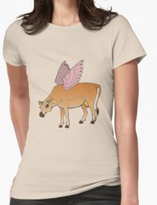 flying jersey cow T-Shirt