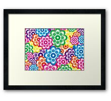 candy Framed Print