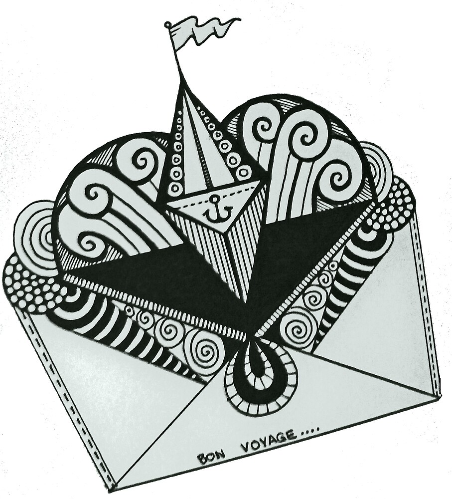 bon voyage by Emily Claes