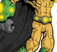 super villains: surge... Sticker