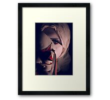Dissimulate Framed Print