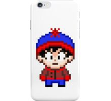 South Park Stan Marsh Mini Pixel iPhone Case/Skin