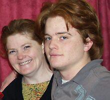 Like Mother Like Son! :O) by adgray