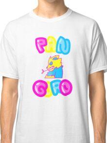Pansexual Pride Pangoro Classic T-Shirt
