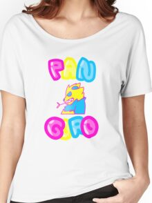 Pansexual Pride Pangoro Women's Relaxed Fit T-Shirt
