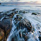 Adventure Bay, Bruny Island by NickMonk