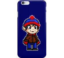 Stan Marsh Pixel iPhone Case/Skin