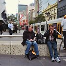 tourists by observer11