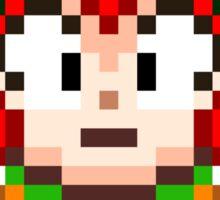 South Park Kyle Broflovski Mini Pixel Sticker