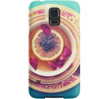 Lemon Tea Samsung Galaxy Case/Skin