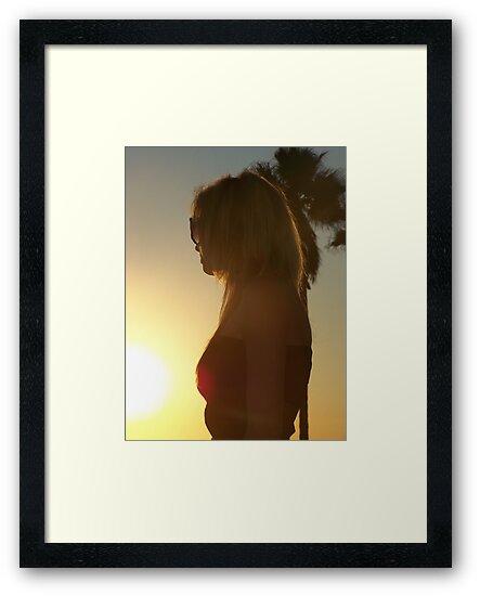"California Girl by Lenora ""Slinky"" Ruybalid"