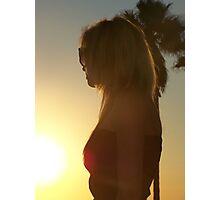 California Girl Photographic Print