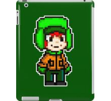 Kyle Broflovski Pixel iPad Case/Skin