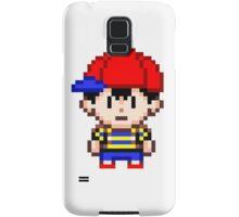 Ness - Earthbound Smash Bros Mini Pixel Samsung Galaxy Case/Skin