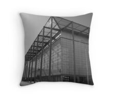 Perspective and Shadows Throw Pillow