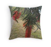 Australian Beauties Throw Pillow