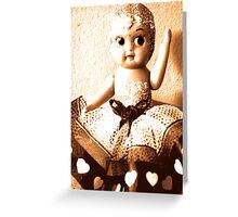 Dancing Dolly Greeting Card