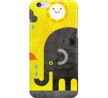 Elephant and Penguin iPhone Case/Skin