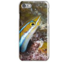 Happy Blenny iPhone Case/Skin