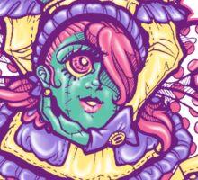 Head Over Heels Lolita Sticker