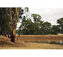 Country Dam Photographic Print