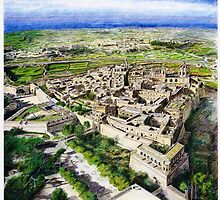 Mdina-The Old City-MALTA by Joseph Barbara