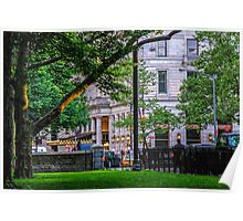 A View From Central Park Poster