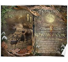 February : Imbolc Poster