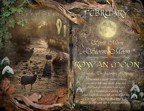 February : Imbolc by Angie Latham