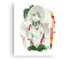 Tokyo Ghoul - Suzuya (Ed Card) Canvas Print