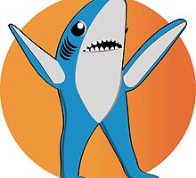 Super Bowl's Left Shark! by joserubio