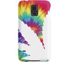 Tie Dye Weed Samsung Galaxy Case/Skin