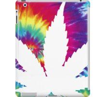 Tie Dye Weed iPad Case/Skin