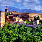 The Alhambra by Simon Hughes