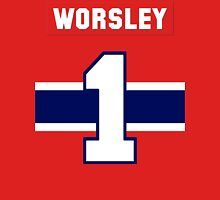 Gump Worsley #1 - red jersey Unisex T-Shirt