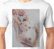 Voodoo Woman Unisex T-Shirt