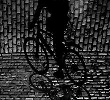 shadow cyclist by opiumfire