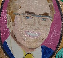 Hon John Howard by Sunil