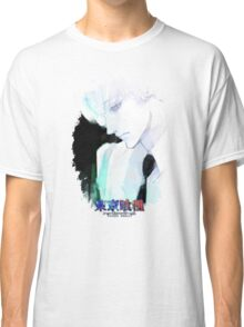 Tokyo Ghoul - Arima (Ed Card) With Logo Classic T-Shirt