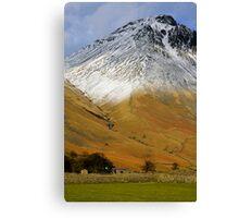 Wasdale Lake District Canvas Print