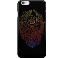 Fire Spirit. iPhone Case/Skin